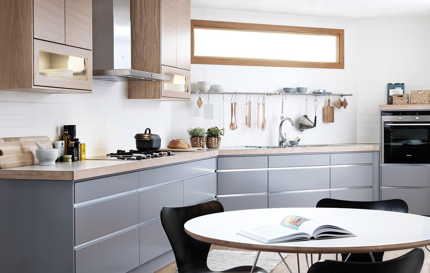 Kök och badinredning